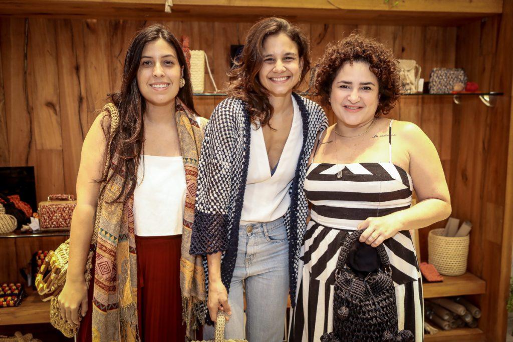 Karina Ribeiro, Celina Hissa E Mariana Marques (2)