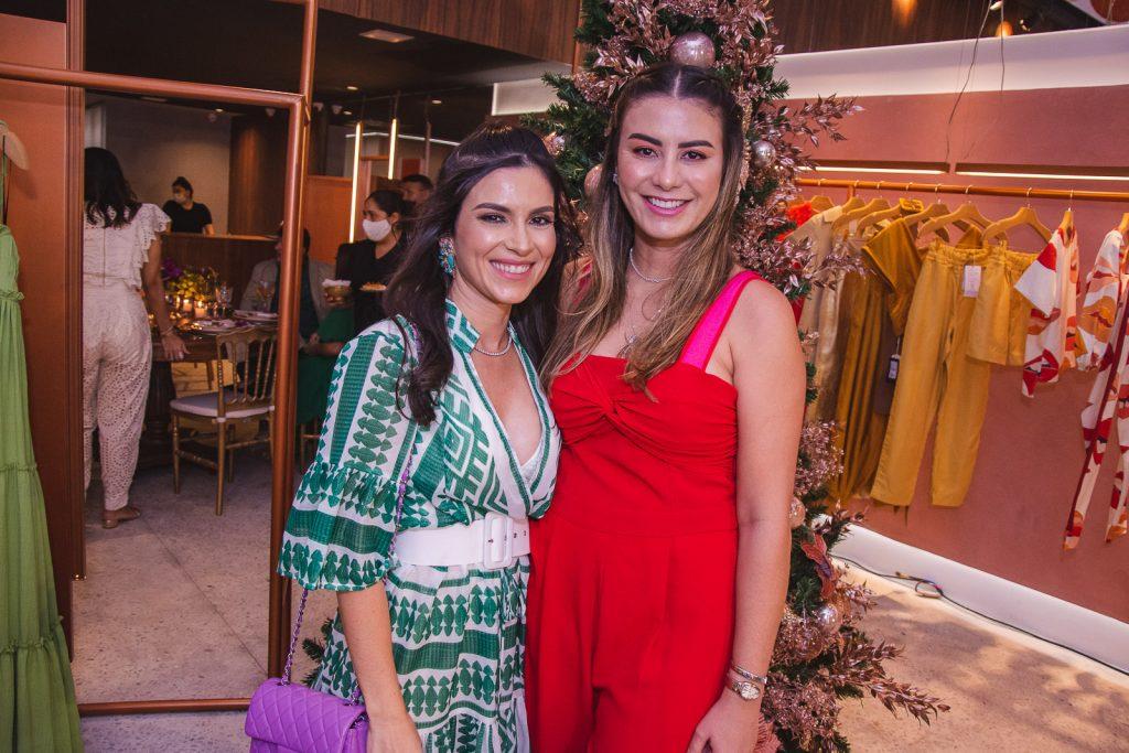 Lissia Bezerra E Mariana Pimenta