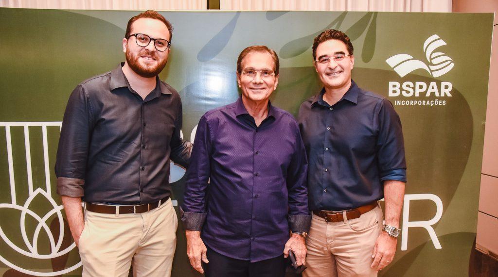 Lucas Novaes, Beto Studart E Daniel Arruda (2)