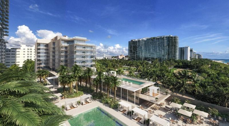 Miami terá hotel de luxo assinado pela Bvlgari