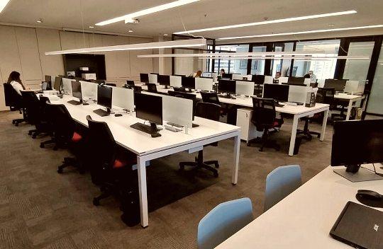 Fintech cearense quadruplica seu quadro e inaugura nova sede no BS Design