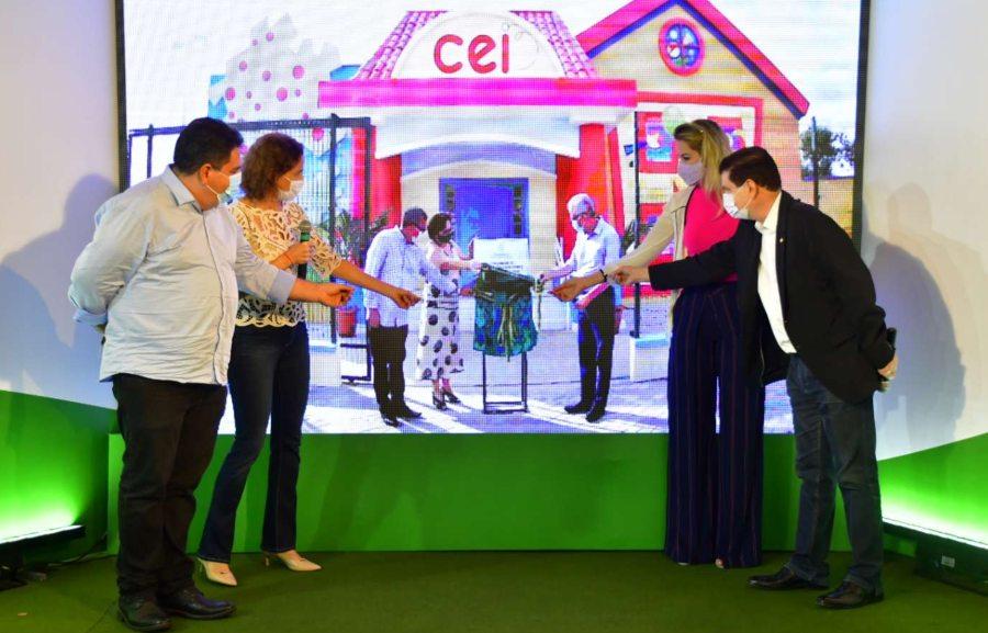 Governo do Ceará atinge a marca de 269 equipamentos do Programa Mais Infância entregues durante o decorrer deste ano