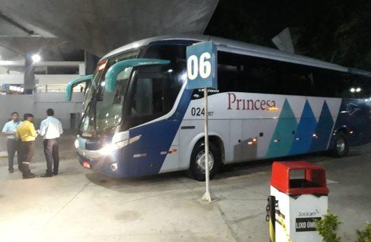 Arce abre licitação a empresas que vão operar no transporte intermunicipal