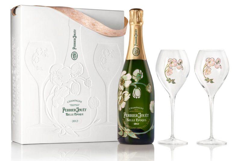 Perrier-Jouët une beleza e sustentabilidade em lançamento de final de ano