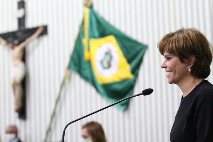 Patrícia Aguiar faz balanço de ações na AL e agradece eleição à Prefeitura de Tauá