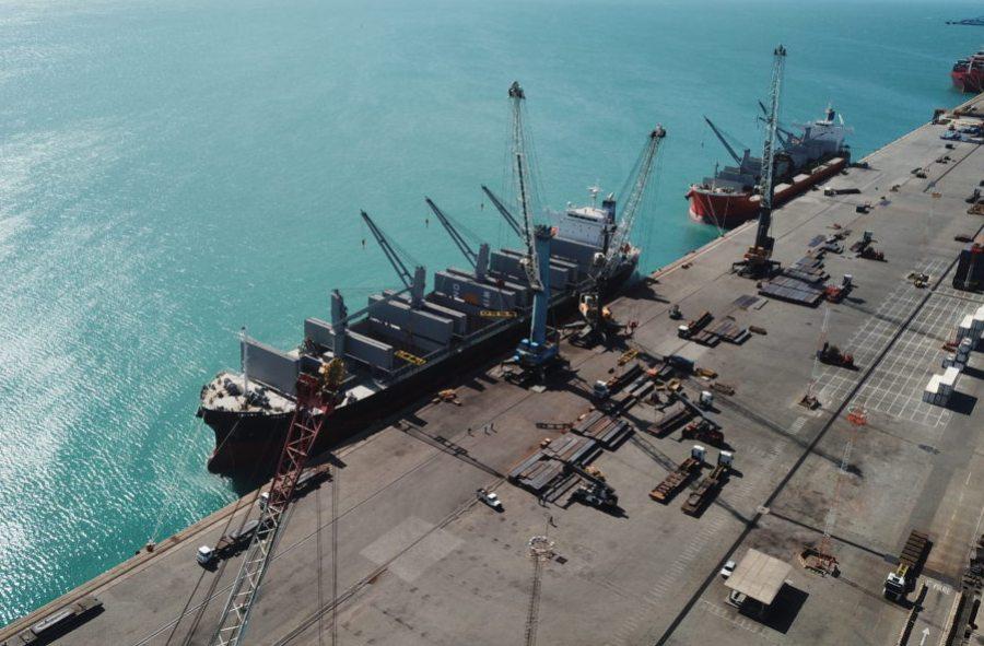 Porto do Pecém dá início às operações de sua sétima linha regular de cabotagem