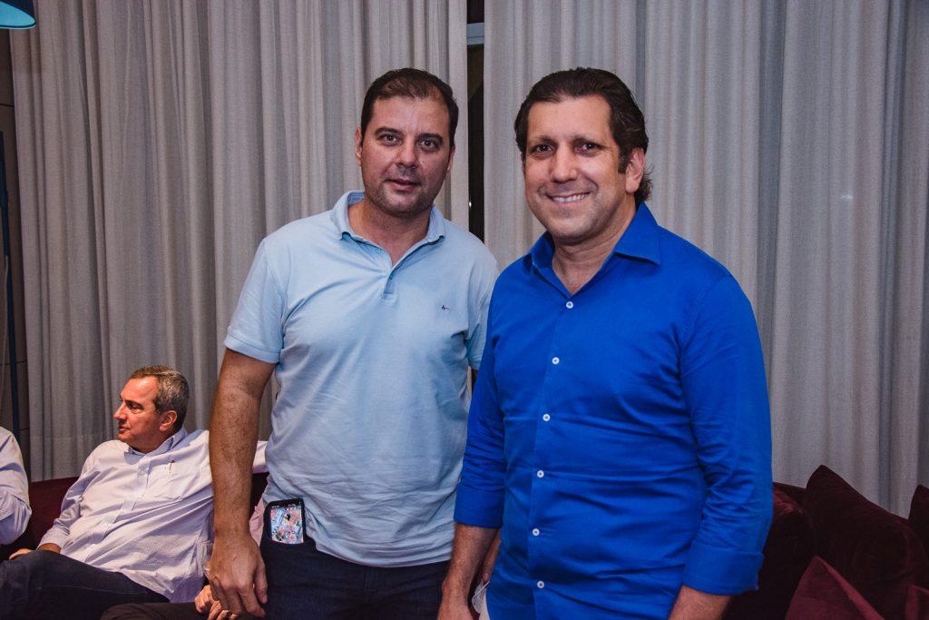 Rafael Cisne E Jonatas Costa
