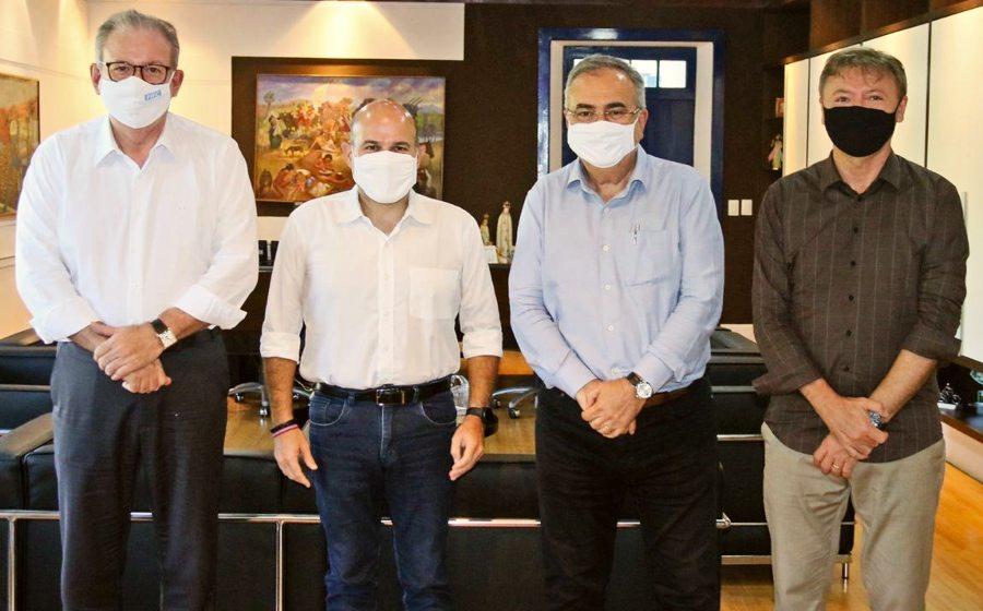 Roberto Cláudio agradece o apoio dos líderes do setor produtivo cearense