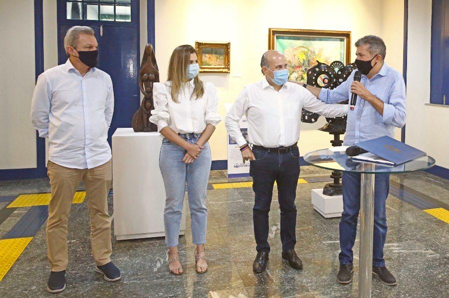 Roberto Cláudio sanciona o Marco Legal da Primeira Infância de Fortaleza