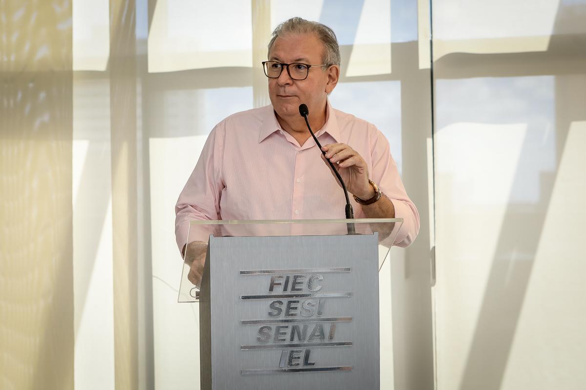 Ricardo Cavalcante participa de debate sobre a relevância da reforma tributária