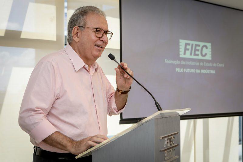 Balanço do ano - Eduardo Diogo participa da reunião do Conselho Deliberativo do Sebrae Ceará na FIEC