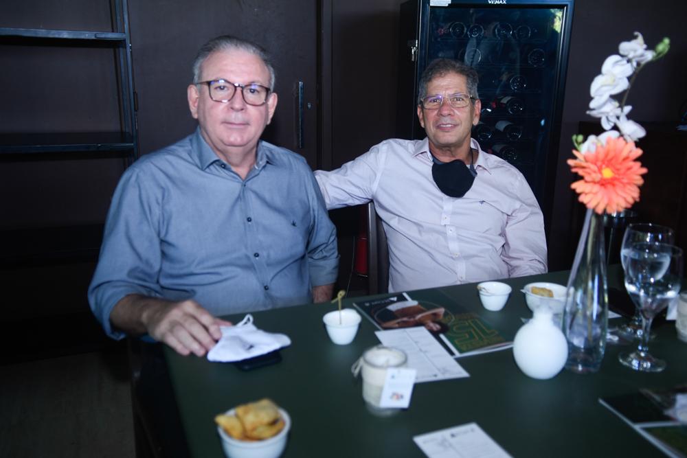 Ricardo Cavalcante E Severino Ramalho Neto