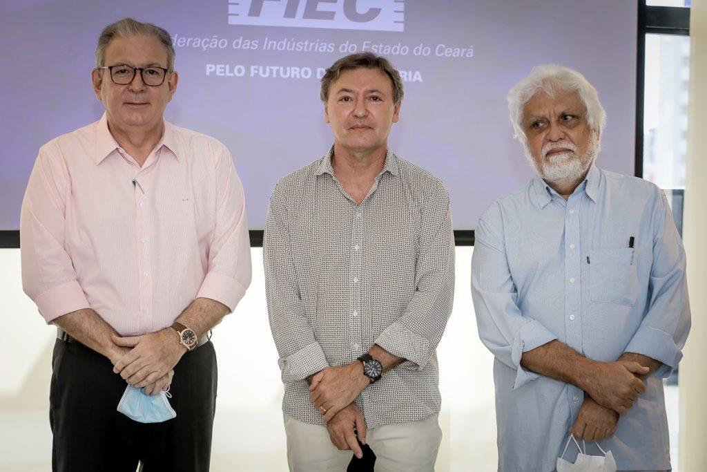 Ricardo Cavalcante, Mauricio Filizola E Joaquim Cartaxo (4)