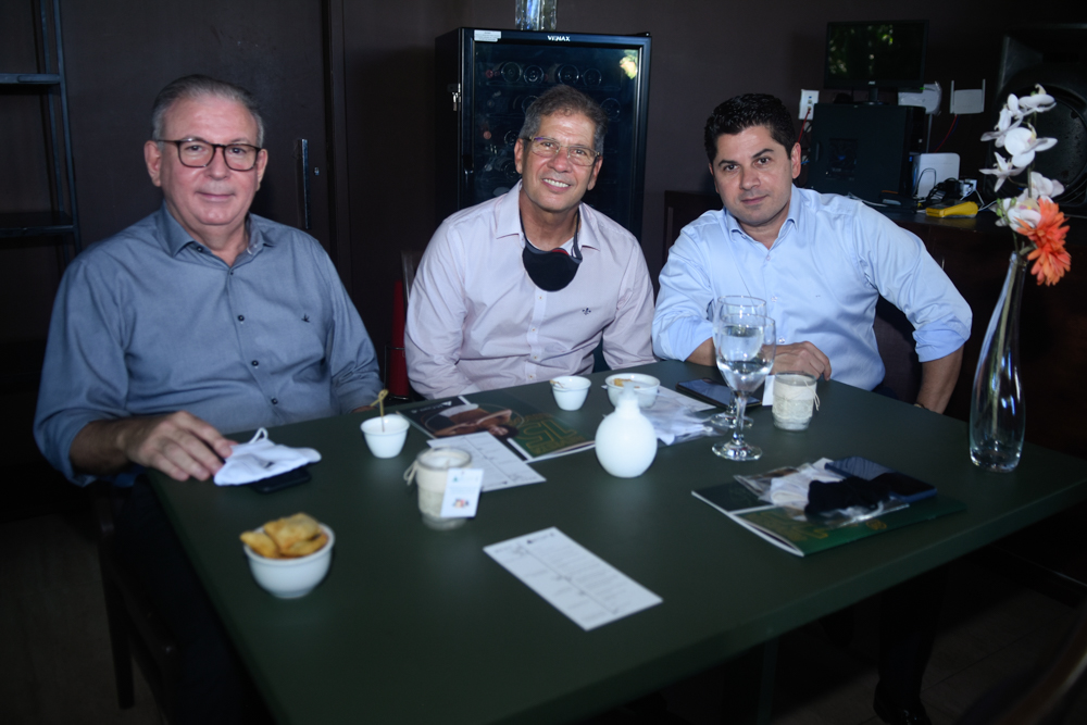 Ricardo Cavalcante, Severino Ramalho Neto E Pompeu Vasconcelos (3)