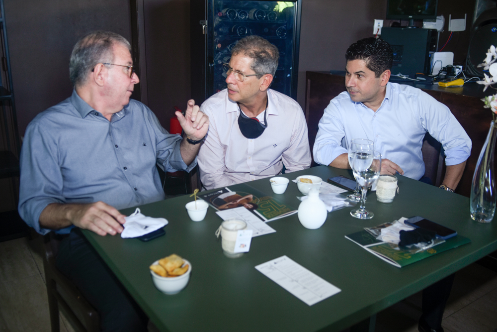 Ricardo Cavalcante, Severino Ramalho Neto E Pompeu Vasconcelos (4)