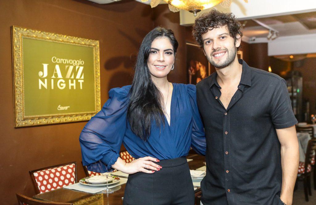 Roberta Fiuza abrilhanta a terceira edição do Caravaggio Jazz Night