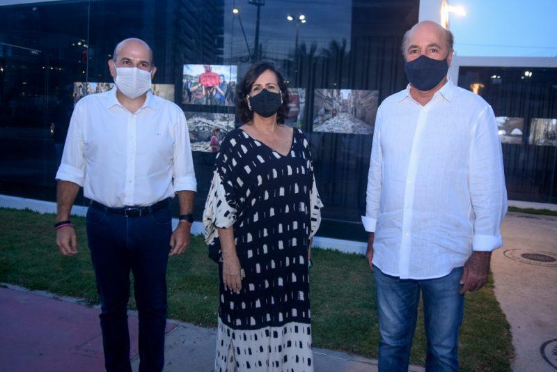 Roberto Claudio, Neuma Figueiredo, Silvio Frota