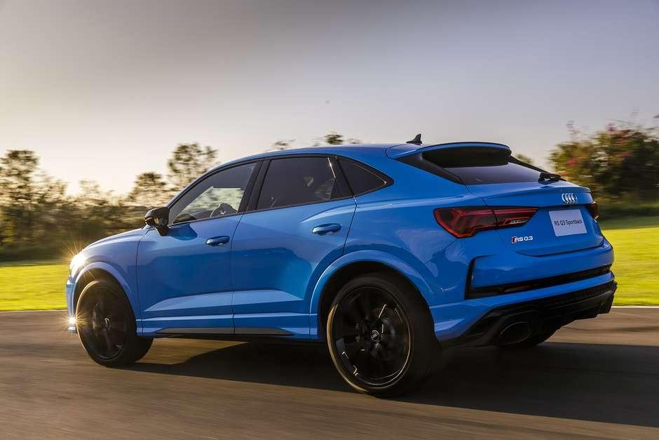 Com edição limitada, Novo Audi Q3 chega em janeiro