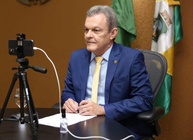 José Sarto é diplomado pelo TRE-CE e destaca os desafios que tem pela frente