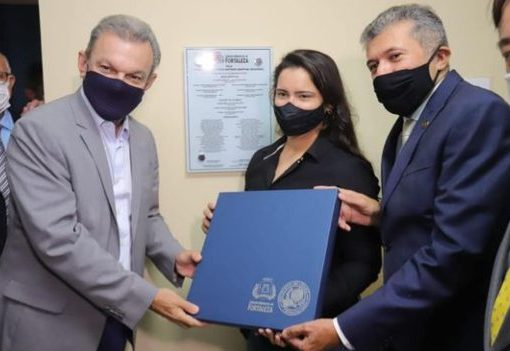 José Sarto paticipa da inauguração do Complexo das Comissões da CMFor