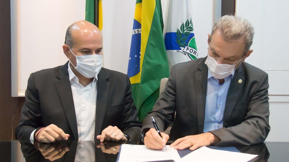 Sarto define secretários da Prefeitura de Fortaleza. Confira a lista