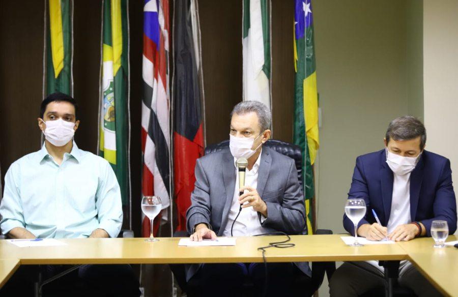 Sarto debate as propostas de líderes de partidos aliados na eleição à Prefeitura