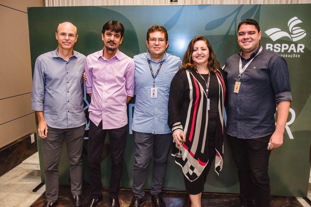 Savio Barreira, Ivan Teixeira, Vander Jamil, Atena Rabelo E Diego Costa