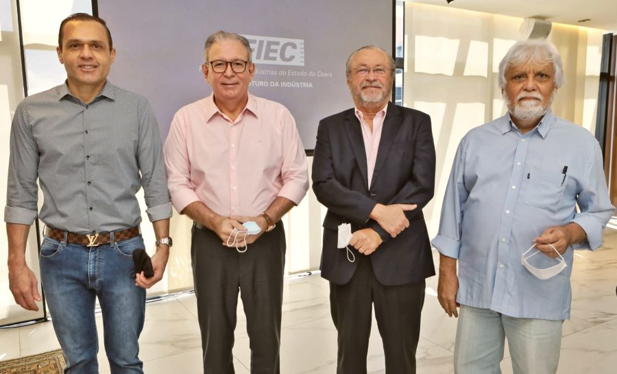 Ricardo Cavalcante ressalta a importância da união e força do setor produtivo para superar impactos gerados pela pandemia