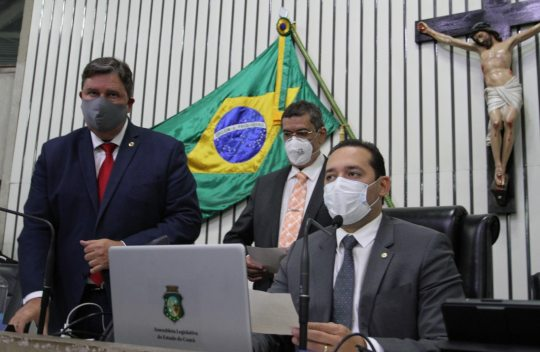 Assembleia Legislativa aprova LOA que prevê R$ 29,5 bi para gastos do Estado