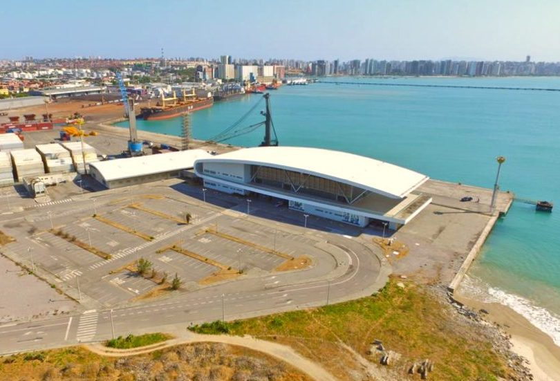 TMP do Porto de Fortaleza eleito como a melhor opção de investimento em portos públicos nas concessões em todo o Brasil
