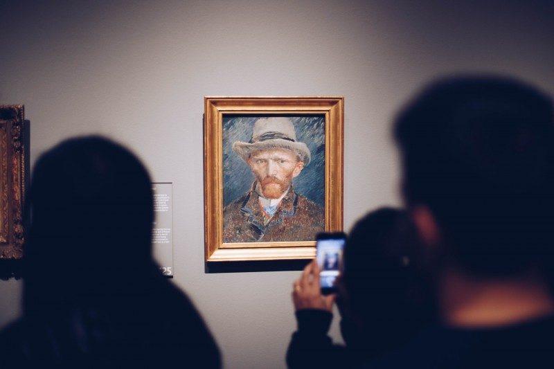 Arte digital - Van Gogh na nova era: obras do pintor são expostas online