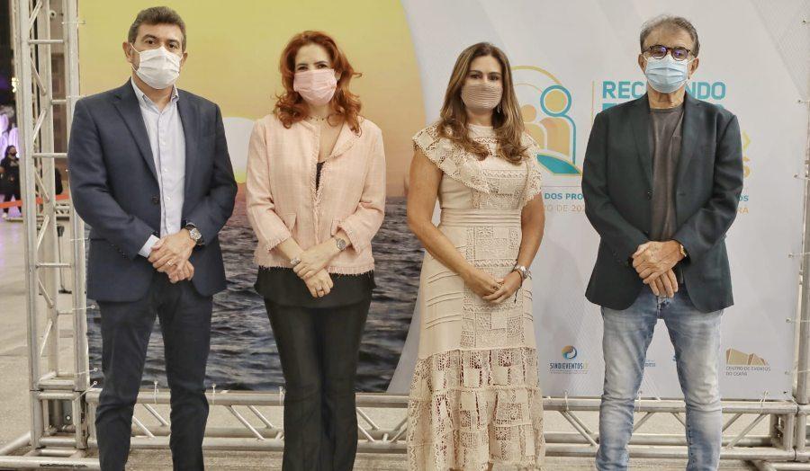 Setor hoteleiro discute novos protocolos sanitários para a alta estação no Ceará