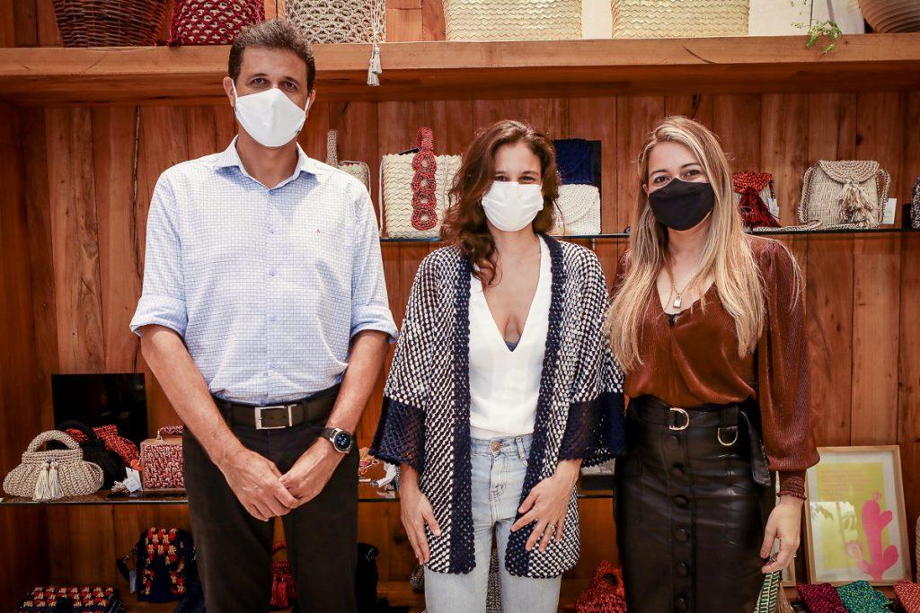 Welingtom Oliveira, Celina Hissa E Laura Dantas (1)