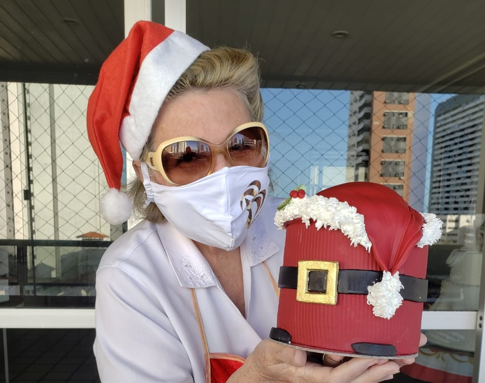 O Natal da Bombocado por Marilza Pessoa está repleto de delícias. Confira!