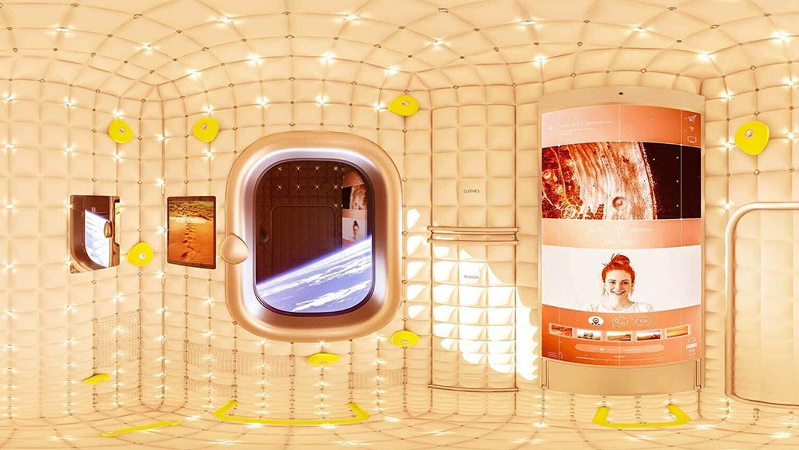Luxuoso hotel promete levar turistas ao espaço