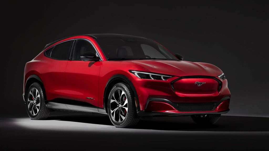 2020 Ford Mustang Mach E (5)