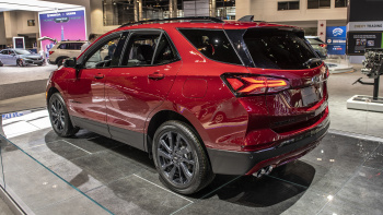 2021 Chevy Equinox Rs Chicago 02