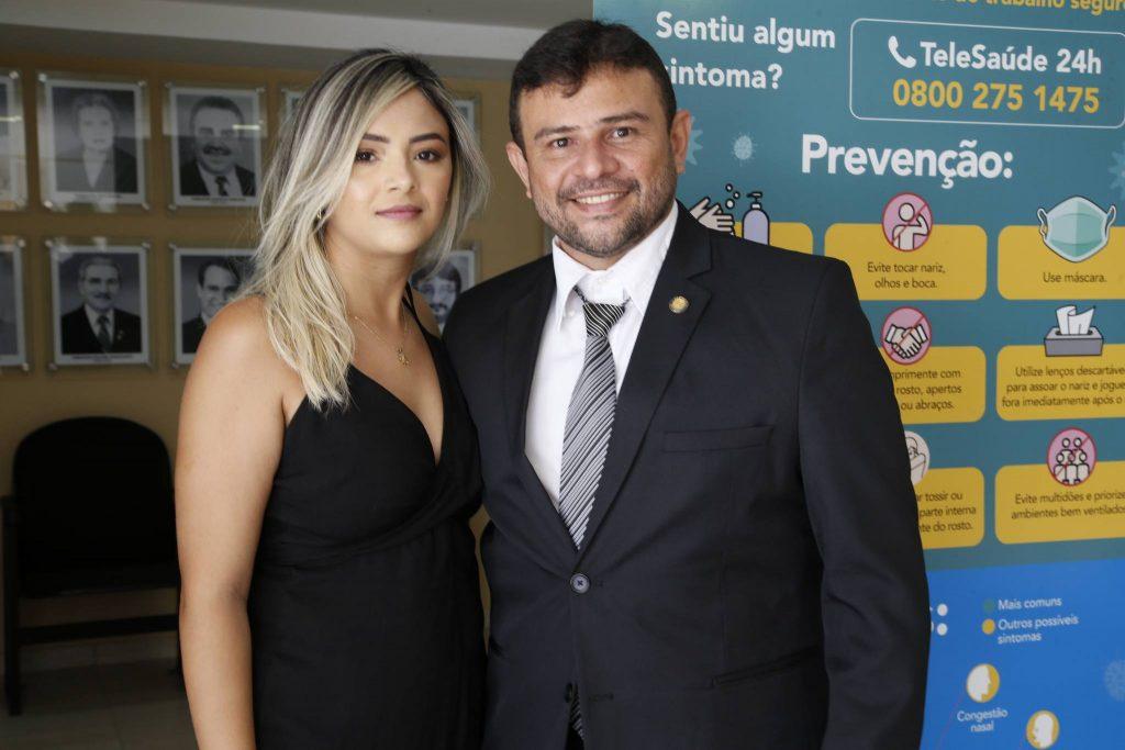 Ana Maria E Enilson Soares