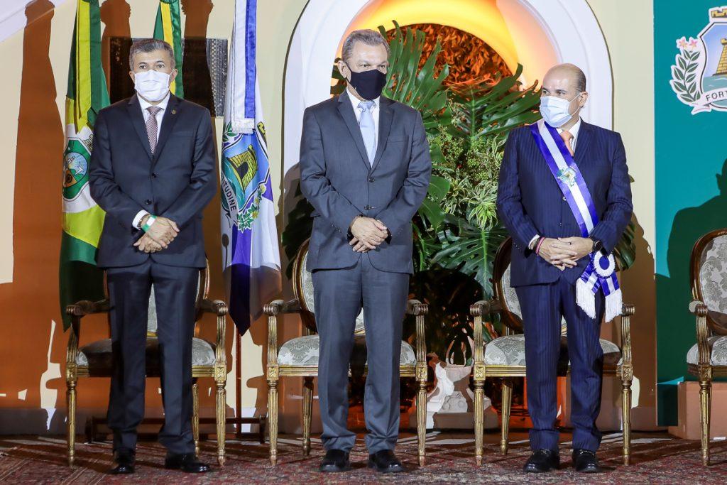 Antonio Henrique, Sarto Nogueira E Roberto Claudio (2)