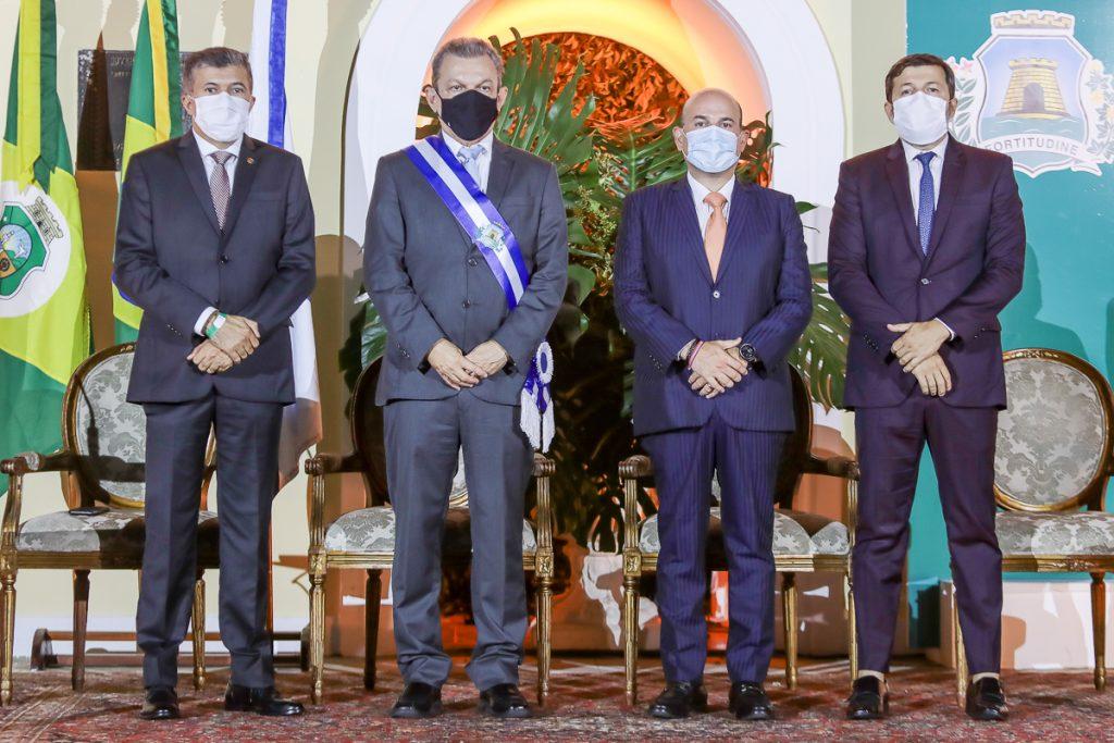 Antonio Henrique, Sarto Nogueira, Roberto Claudio E Elcio Batista (1)
