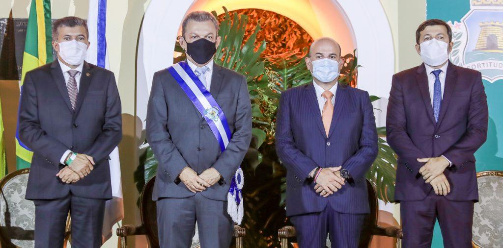 Antonio Henrique, Sarto Nogueira, Roberto Claudio E Elcio Batista (2)