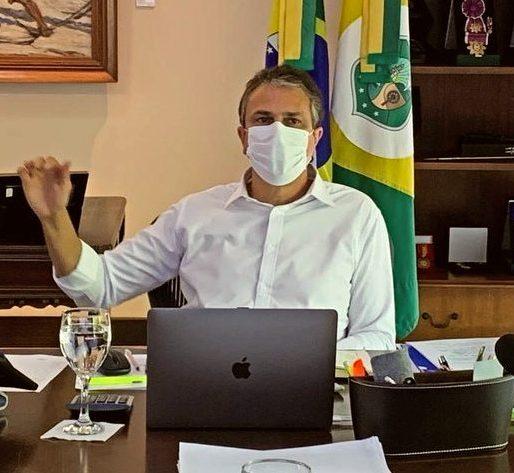 Camilo suspende Carnaval e  prorroga decreto de isolamento até o fim de janeiro