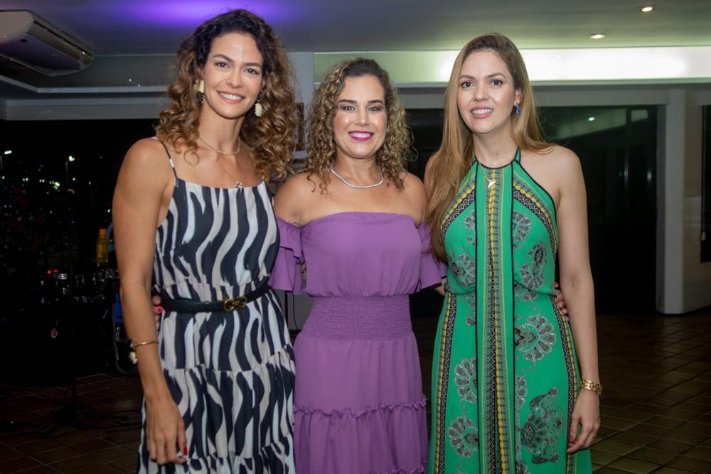 Carol Gurgel, Cybele Campos E Ana Flávia Torquato
