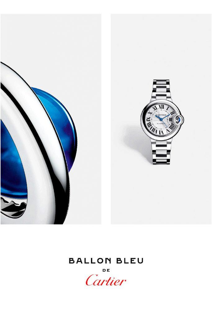Cartier Culture Of Design Ballon Bleu