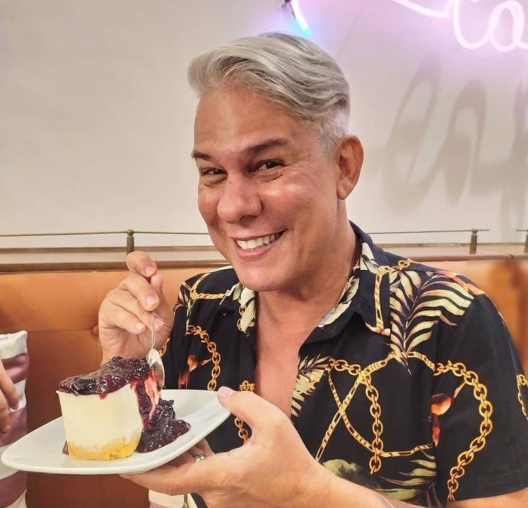 Ciro Santos cria quadro de culinária nas redes sociais