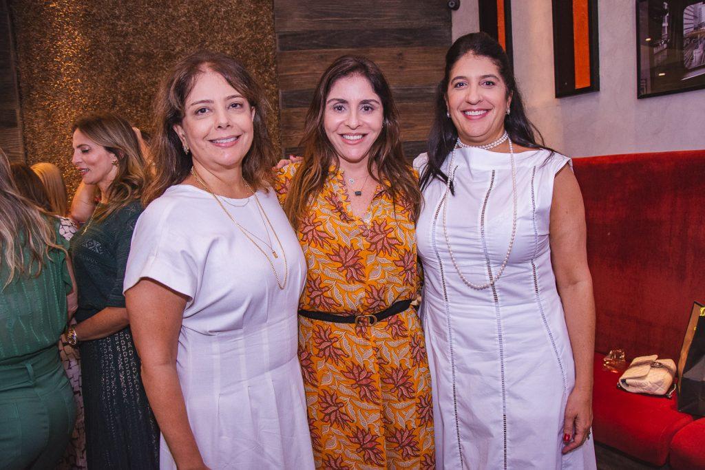 Claudia Gradvohl, Cristiane Faria E Elisa Barreira