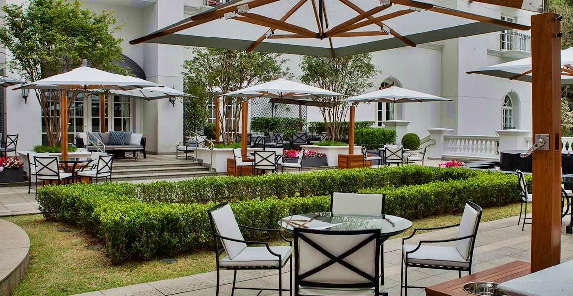 Confira as dicas de restaurantes com espaços ao ar livre para curtir em São Paulo