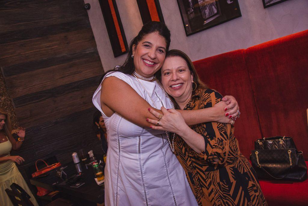 Elisa Barreira E Ana Zelia Gadelha