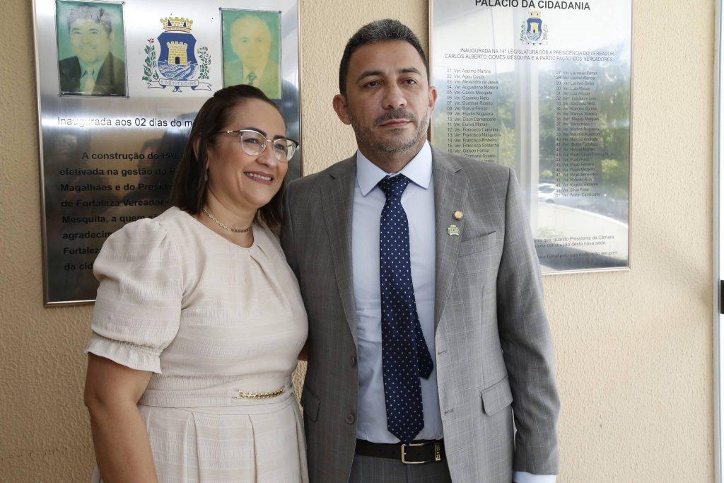 Elvira Evangelisata E Emanuel Adrisio