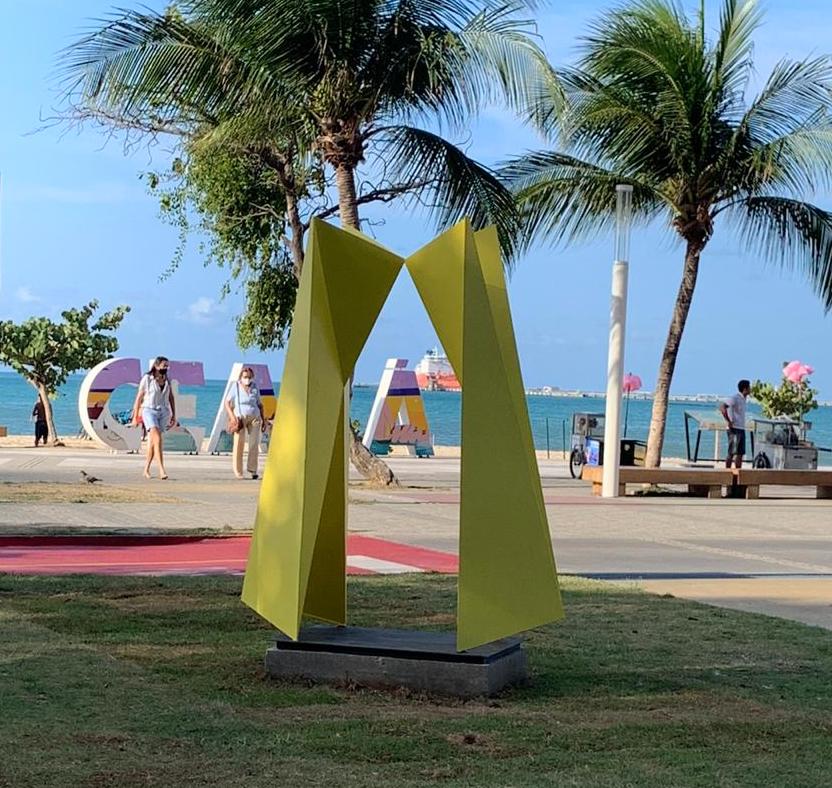 Instituto Cor da Cultura apresenta exposição na Beira Mar
